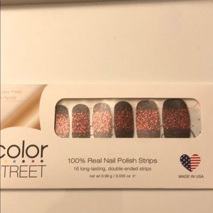 Color Street thank heavens for stylists NWT